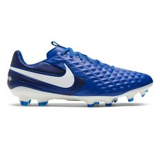 Nike Tiempo Legend 8 Pro FG - Hyper Royal/White