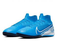 Nike Mercurial Superfly 7 Elite IC - Blue Hero/White/Volt