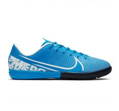 Nike Jr Mercurial Vapor 13 Academy IC - Blue Hero/White