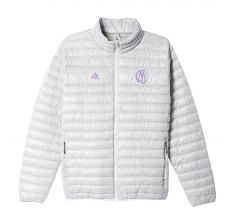 adidas Real Madrid Light Down Jacket - White