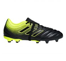adidas Copa Gloro 19.2 FG - Core Black/Solar Yellow