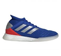 adidas Predator 19.1 Trainer - Bold Blue/White/Active Red
