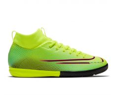 Nike Jr Mercurial Superfly 7 Academy MDS#002 IC - Lemon Venom/Black/Aurora Green
