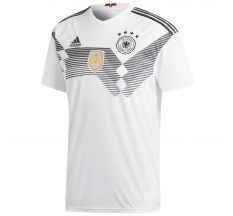 adidas Germany Home Jersey 2018 - White/Black