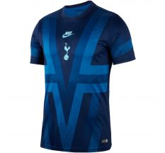 Nike Tottenham Hotspur Pre-Match Dry Top 19/20 - Binary Blue/Team Royal