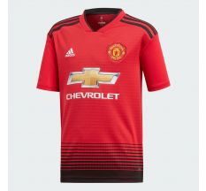 adidas Youth Manchester United Home Jersey 18/19
