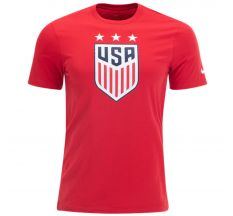 Nike USA Crest Tee - University Red