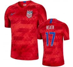 Nike Heath #17 USWNT Away Jersey 2019