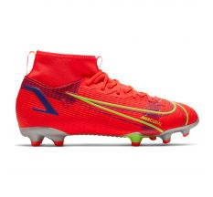 Jr. Mercurial Superfly 8 Academy MG