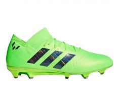 adidas Nemeziz Messi 18.1 FG - Solar Green/Core Black