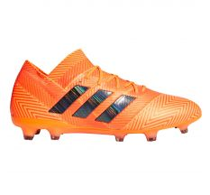 adidas Nemeziz 18.1 FG - Zest/Core Black/Solar Red