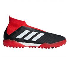 adidas Predator Tango 18+ TF - Core Black/White/Red
