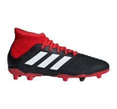 adidas Jr Predator 18.1 FG - Core Black/White/Red