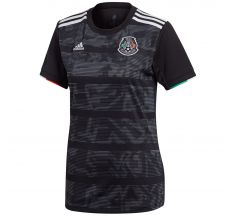 adidas Women's Mexico Home Jersey 2019