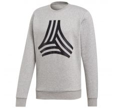 adidas Tango Crew Sweater - Grey/Black