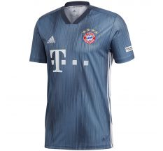 adidas Bayern Munich Third Jersey 18/19 (Parley for the Oceans)