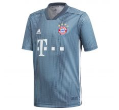 adidas Youth Bayern Munich Third Jersey 18/19 (Parley for the Oceans)