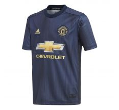 adidas Youth Manchester United Third Jersey 18/19 (Parley for the Oceans)