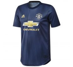 adidas Manchester United Third Authentic Jersey 18/19 (Parley for the Oceans)