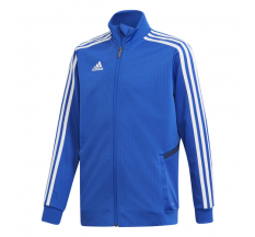 adidas Youth Tiro 19 Jacket - Bold Blue/White
