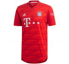 adidas Bayern Munich Authentic Home Jersey 19/20