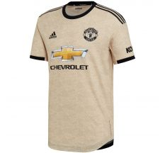 adidas Manchester United Away Authentic Jersey 19/20