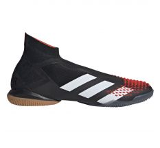 adidas Predator 20+ IN - Core Black/White
