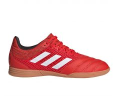 adidas Jr Copa 20.3 Sala IN - Active Red/White