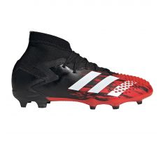 adidas Jr Predator 20.1 FG - Core Black/White
