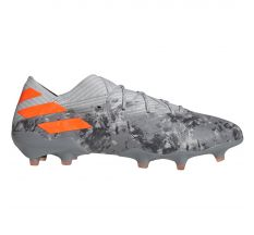 adidas Nemeziz 19.1 FG - Grey/Solar Orange