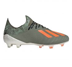 adidas X 19.1 FG - Legacy Green/Solar Orange
