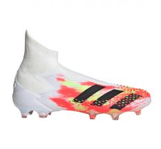adidas Predator 20+ FG - White/Core Black