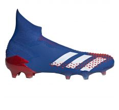 adidas Predator 20+ FG - Team Royal/White