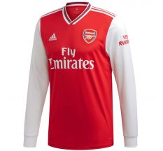 adidas Arsenal Home Long Sleeve Jersey 19/20