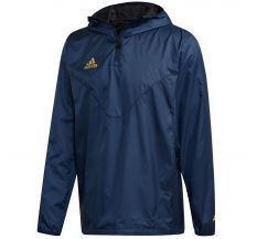 adidas Tango Windbreaker Jacket - Collegiate Navy