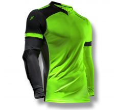 Exoshield Gk Gladiator Jersey - Green/black