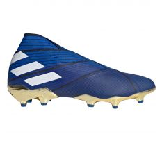 adidas Nemeziz 19+ FG - Football Blue/White