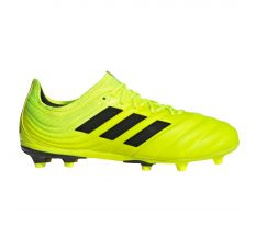 adidas Jr Copa 19.1 FG - Solar Yellow/Core Black