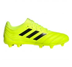 adidas Copa 19.3 FG - Solar Yellow/Core Black