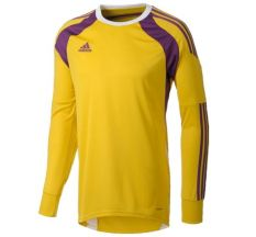 adidas Onore Soccer Goalkeeper Jersey - Yellow