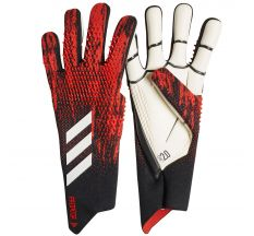 adidas Predator Pro GK Glove - Black/Active Red
