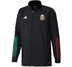 adidas Mexico Pre-Match Jacket 2020 - Black