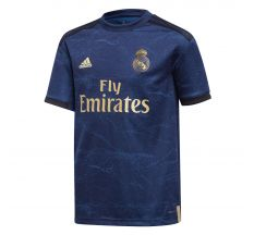 adidas Youth Real Madrid Away Jersey 19/20