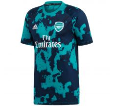 adidas Arsenal Pre-Match Jersey 19/20 - Equipment Green/Collegiate Navy