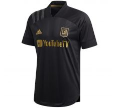 adidas LAFC Home Authentic Jersey 2020