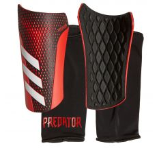 adidas Predator Guard - Black/Active Red