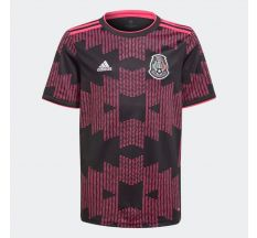 Youth Mexico Home Jersey 2021