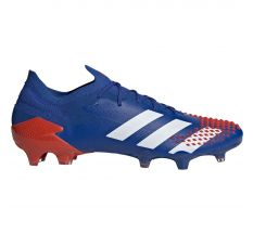 adidas Predator 20.1 Low Cut FG - Team Royal/White