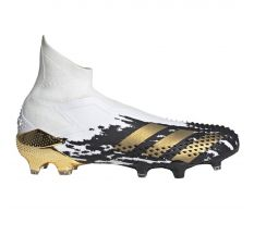 adidas Predator Mutator 20+ FG - White/Gold Metallic