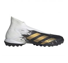 adidas Predator Mutator 20+ TF - White/Gold Metallic